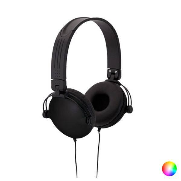 Casque audio (3.5 mm) 147027 Couleur Blanc