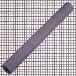 Tissu moustiquaire en fibre de verre grise 18x16 / 60 cm.Roulez 50 mètres.