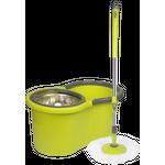Balai Serpillière Rotatif Tournant Essorage 360° ? Vert - Cenocco CC-9057