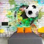 Papier peint - Colourful Sport